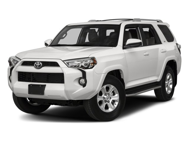 Photo Certified Pre-Owned 2018 Toyota 4Runner Trd Pro Sport Utility Sport Utility 4WD