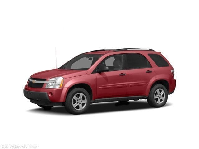 Photo Used 2005 Chevrolet Equinox LT SUV in Bowie, MD