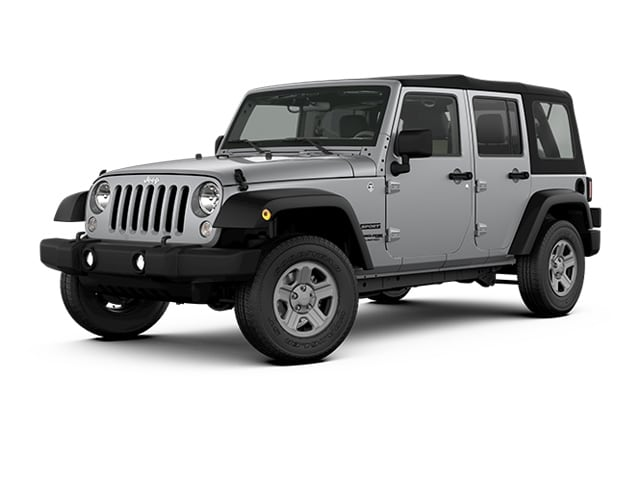 Photo 2018 Jeep Wrangler JK Unlimited Sport 4x4 SUV For Sale in Madison, WI