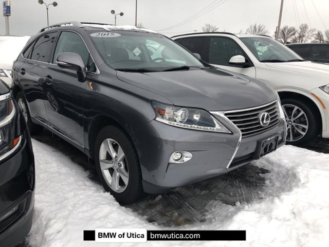 Photo Used 2015 LEXUS RX 350 AWD 4dr Sport Utility in Utica, NY