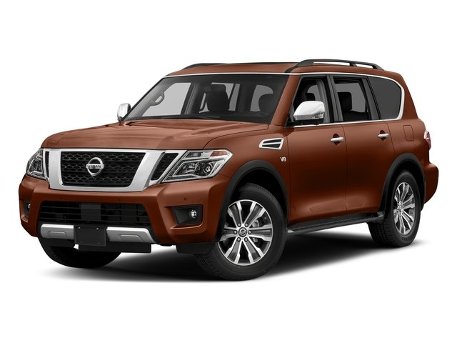 Photo 2018 Nissan Armada SL - Nissan dealer in Amarillo TX  Used Nissan dealership serving Dumas Lubbock Plainview Pampa TX