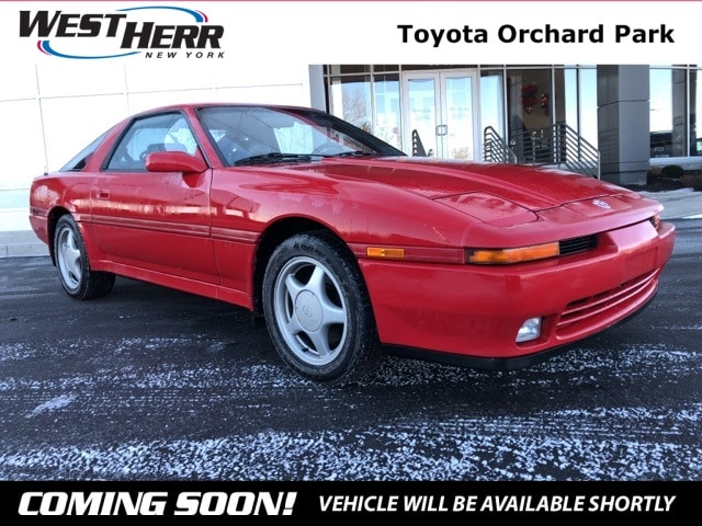 Photo 1992 Toyota Supra Coupe