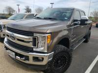 Pre-Owned 2017 Ford F-250SD XLT Lifted Truck For Sale