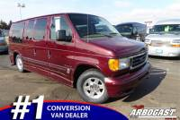 Pre-Owned 2004 Ford Conversion Van Explorer Limited RWD Full-size Cargo Van
