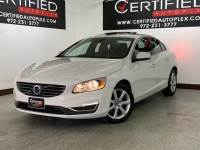 2016 Volvo S60 T5 DRIVE-E PREMIER NAVIGATION SUNROOF LEATHER HEATED SEATS MEMORY SEAT KEYL