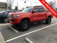 Used 2016 Toyota Tacoma For Sale at Harper Maserati | VIN: 3TMCZ5AN0GM010139