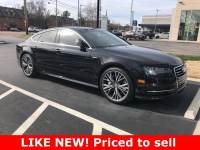 Used 2016 Audi A7 For Sale at Harper Maserati   VIN: WAU2GAFC6GN003846