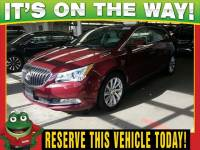 Used 2016 Buick LaCrosse Leather Group - Heated Leather - Back Up Camera For Sale Near St. Louis