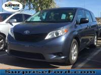 Used 2014 Toyota Sienna L Van V-6 cyl For Sale in Surprise Arizona