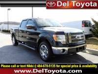 Used 2010 Ford F-150 Lariat For Sale in Thorndale, PA   Near West Chester, Malvern, Coatesville, & Downingtown, PA   VIN: 1FTFW1EV0AKA38305