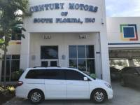 2007 Honda Odyssey EX-L Heated Leather Sunroof 7 Passenger CD Changer XM