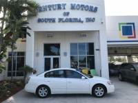 2004 Nissan Altima SL Heated Leather Seats BOSE Stereo CD Cruise A/C