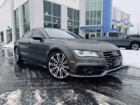Used 2012 Audi A7 Dakota Gray Metallic For Sale   Bennington VT   VIN:WAUSGAFC2CN025904