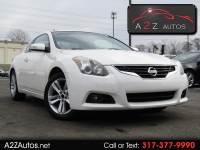 2012 Nissan Altima 2.5 S CVT Coupe