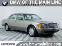 1989 Mercedes-Benz 300 Series 300SEL Sedan