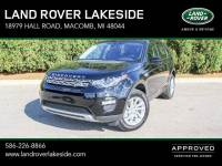 Certified Pre-Owned 2019 Land Rover Discovery Sport HSE for Sale in Macomb near Grosse Pointe