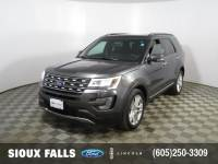 Certified Pre-Owned 2016 Ford Explorer Limited SUV for Sale in Sioux Falls near Vermillion