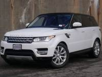 Certified Pre-Owned 2016 Land Rover Range Rover Sport HSE SUV