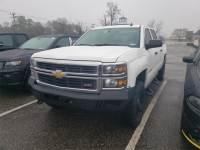 2014 Chevrolet Silverado 1500 LT Truck EcoTec3 V8 Flex Fuel