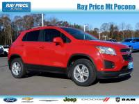 Certified Pre-Owned 2015 Chevrolet Trax LT For Sale East Stroudsburg, PA