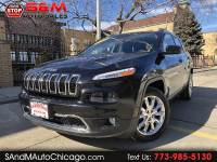 2015 Jeep Cherokee FWD 4dr Limited