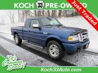 Pre-Owned 2011 Ford Ranger XLT Standard Bed 4WD
