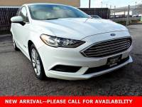 Used 2017 Ford Fusion Hybrid SE Sedan FWD for Sale in Stow, OH