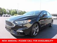 Used 2017 Ford Fusion Sport Sedan AWD for Sale in Stow, OH