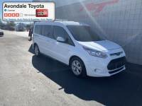 Pre-Owned 2016 Ford Transit Connect Titanium w/Rear Liftgate Wagon Wagon LWB Front-wheel Drive in Avondale, AZ