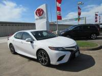 Certified 2018 Toyota Camry SE Sedan FWD For Sale