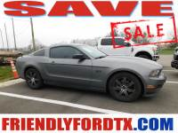 Used 2012 Ford Mustang V6 Coupe V6 Ti-VCT 24V for Sale in Crosby near Houston