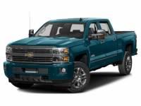 2017 Chevrolet Silverado 2500HD High Country Truck Crew Cab