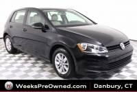 Used 2016 Volkswagen Golf TSI S 4-door Hatchback in Danbury, CT