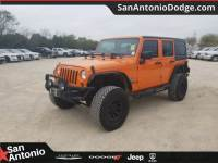 Used 2012 Jeep Wrangler Unlimited 4WD 4dr Sport Sport Utility