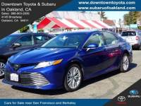 2018 Toyota Camry Sedan Front-wheel Drive serving Oakland, CA