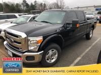 Certified 2015 Ford F-250 XLT Truck Crew Cab V-8 cyl in Richmond, VA