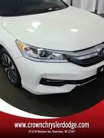Pre-Owned 2017 Honda Accord Hybrid EX-L Sedan in Greensboro NC