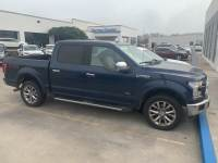 Pre-Owned 2016 Ford F-150 Lariat Four Wheel Drive