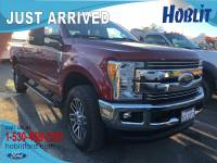 2017 Ford F-250SD Lariat FX4 Crew Cab Short Bed 4x4 PowerStroke