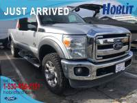 2013 Ford F-250SD Lariat FX4 Crew Cab Short Bed 4x4 PowerStroke