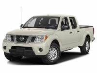 2017 Nissan Frontier SV Truck Crew Cab in Chattanooga