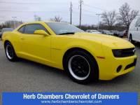 2013 Chevrolet Camaro LS Coupe in Danvers, MA