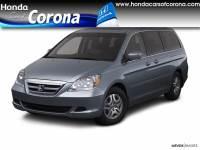 2007 Honda Odyssey EX-L w/DVD in Corona, CA