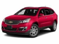 2015 Chevrolet Traverse AWD 4dr LT w/2LT SUV 6
