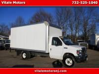 2016 Ford Econoline E-350 15' BOX TRUCK W/ RAMP 11K MILES