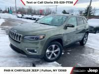 2019 Jeep Cherokee Limited 4x4 SUV in Fulton, NY