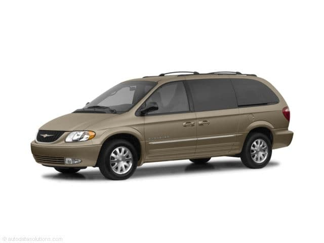 Photo Used 2003 Chrysler Town  Country LX in Marysville, WA