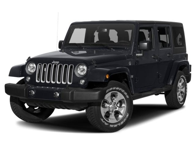 Photo 2018 Jeep Wrangler Unlimited JK Sahara 4x4 Sport Utility in White Plains, NY