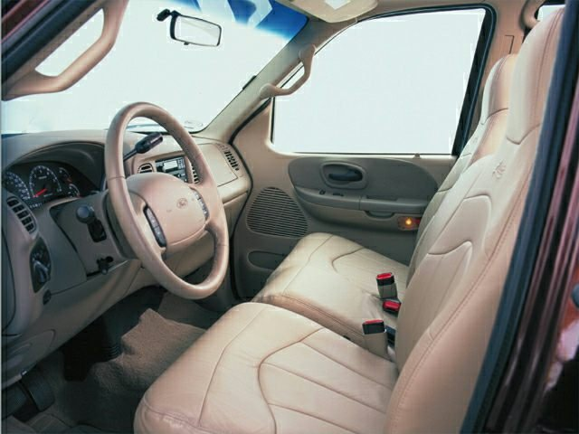 Photo 2003 Ford F-150 King Ranch - Ford dealer in Amarillo TX  Used Ford dealership serving Dumas Lubbock Plainview Pampa TX