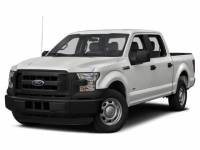 Certified Used 2017 Ford F-150 Truck SuperCrew Cab V-6 cyl 4x4 in Tulsa